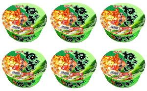 【6食入り】金ちゃんラーメン 金ちゃんねぎらーめん 金ちゃんねぎラーメン 新新ねぎらーめん 106g 4904760010421 ピリッとラー油のうまさ 熱湯3分 徳島製粉株式会社