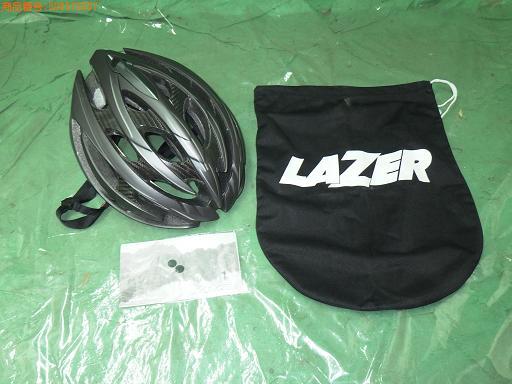 Lazer Helium ヘルメット XL【中古】