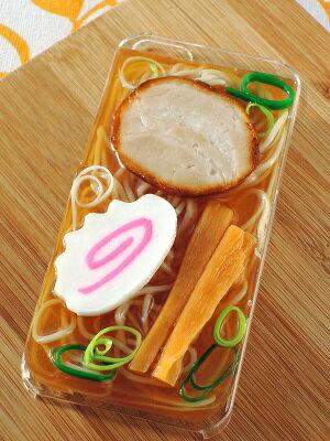 【食品サンプル】【スマホケース】【iPhone7】ラーメン【iPhone6/6S】【パーティーグッズ】【二次会】【縁日】【お祭り】【インテリア】