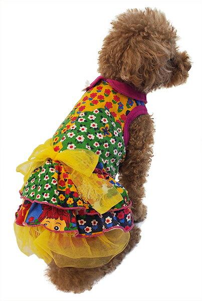 残りわずか★【SALE 対象外】 31713904 チェリッチュ DOGミーアガーデンOP 犬 DOG服 犬服 ペット用品 ペット かわいい おそろい リンクコーデ プレゼント ギフト