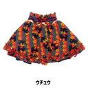 【新作】 31820304 チェリッチュ テディSK 女の子 スカート お揃い 親子コーデ おそろい キッズコーデ ママコーデ リンクコ…