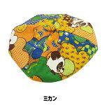 【新作】31823002チェリッチュフラワーパッチワークベレー帽