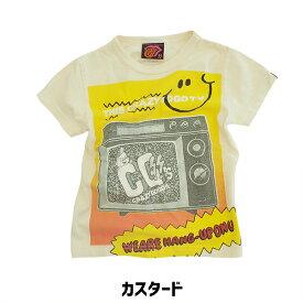 ★半額SALE中★ 51810105 YOUNG-TV T クレイジーゴーゴー セール 子ども服 かわいい かっこいい 夏 春 キッズコーデ 親子コーデ おそろい Tシャツ レトロ チャミーズマーケット