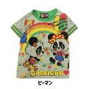 18SS【新作】31810104 チェリッチュ レインボーワイドT Tシャツ