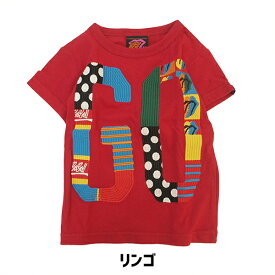 ★半額SALE中★ 51810128 GO-T クレイジーゴーゴー セール 子ども服 かわいい かっこいい 夏 春 キッズコーデ 親子コーデ おそろい Tシャツ レトロ チャミーズマーケット