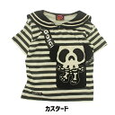 18SS【新作】 51810110  クレイジーゴーゴー スカパンポシェットセーラーワイドT 子供服/キッズ