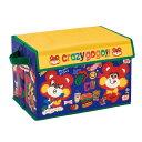 【随時再入荷中!】DOG★雑貨シリーズ 472107 KBY2D折りたたみ収納ボックス クレイジーゴーゴー 雑貨 収納 収納BOX かわいい カラフ…