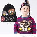 【新作】 キャップ 帽子 51923001 CRAZYチームニットCAP クレイジーゴーゴー 子供服 キッズ キッズコーデ 親子コーデ リンクコーデ…
