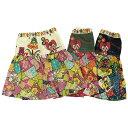31610602 パッチワークSK(80cm〜140cm) チェリッチュ Tシャツ キッズ スカート かわいい ギフト プレゼント 女の子 子ども服 親子コー…