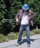 """""""半价出售 ★ 出售︰ 50%的折扣 ! [] Ureshii 日本制造的 ! [蓝色方式] 蓝道 * 复古 ★ 牛仔裤记录器"""