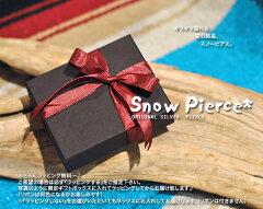 〔送料無料〕雪の結晶♪スノーピアス☆SNOWPIERCE*