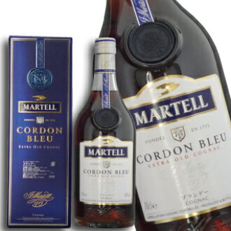 700 ml Martell cordon blue eagle (exclusive BOX set)