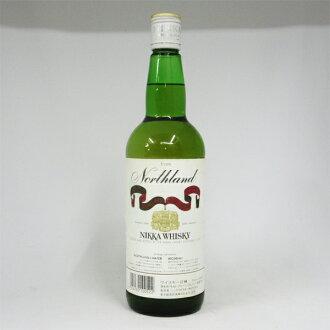 720 ml of Nikka whiskey north land 39 degrees