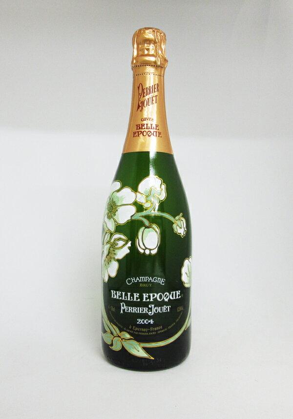 【レトロ】ペリエ・ジュエ ベル・エポック 白 2004 正規品 750ml (箱なし)