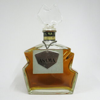720 ml of ocean whiskey Asama-ASAMA-43 degrees (there is no box)