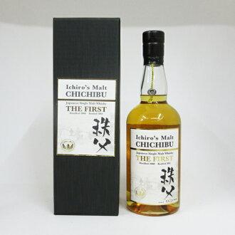 700 ml of Ichiro's malt Chichibu the first (THE FIRST) 2008-2011 61.8 degrees (entering BOX)