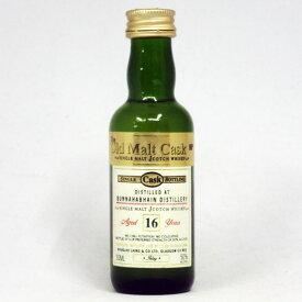 【ミニサイズ】【レトロ】【ダグラスレイン:Old Malt Cask】ブナハーブン 16年 50度 50ml