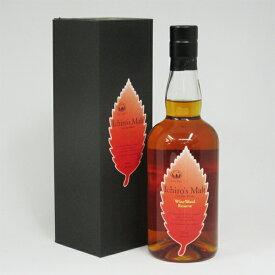 イチローズモルト ワイン・ウッド・リザーブ 46度 700ml (専用BOX入)