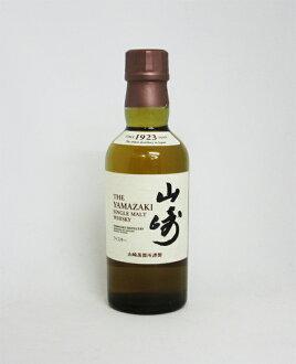 산토리 싱글 몰트 위스키 야마자키NV 43도 180 ml (상자 없음)