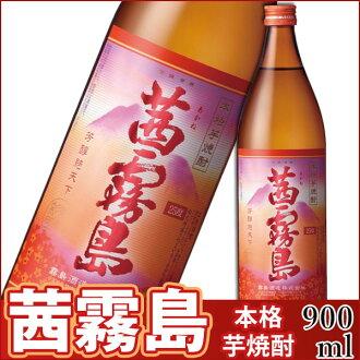 Akane Kirishima Honkaku Imo Shochu 900ml