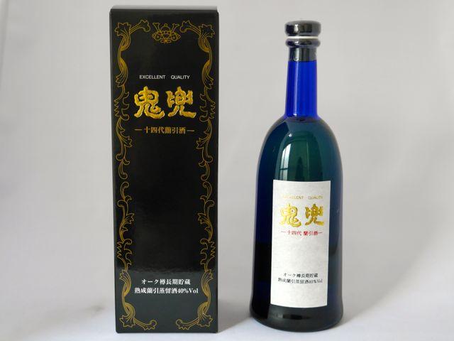 十四代 蘭引酒 鬼兜 40度 720ml (専用BOX入り)