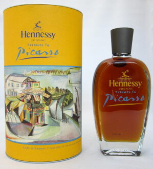 Hennessy Picasso (Tribute To Picaso) 40-350 ml
