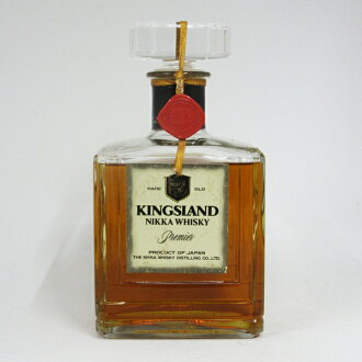 760 ml of Nikka whiskey Kings land 43 degrees (there is no box)
