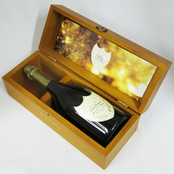 【ドンペリ ゴールド】ドンペリニヨン レゼルブ・ド・ラベイ 1995年 正規品 (冊子付き・専用木箱入り)