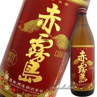 빨강 키리시마 25도 900 ml본격감자 소주 키리시마 주조