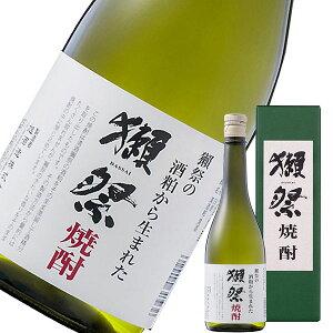 【新ボトル:度数39度】獺祭 焼酎 39度 720ml (専用BOX入)