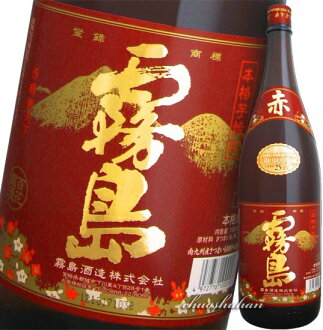 Aka Kirishima Honkaku Imo (Sweet potatoes) Shochu 1800ml