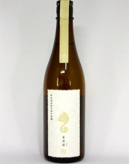 White malt brewed junmai sake flax cat (amaneko) burning 720 ml