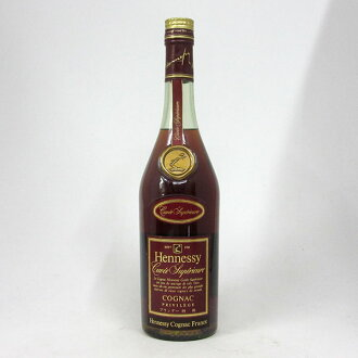 ◆ Hennessy cuvee Superieur (unboxed) brandy superior 700 ml 40 times ◆