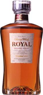 Suntory Royal slim 660 ml bottle
