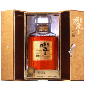 Suntory Whisky Hibiki 30 Years Old - Exclusive Gold Box Set