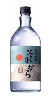 Authentic rice shochu Suntory then 720 ml round bottle