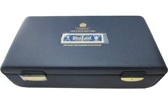 尊尼获加威士忌蓝色标签43度1750ml正规的物品(进入豪华的化妆盒)