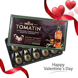 トマーティン 12年 ウイスキーチョコ(10粒入/手提げ袋付き) シングルモルトウイスキーボンボン