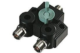 【ラッキーシール対応】 CX-210A ダイヤモンド 同軸切換器【1回路2接点】 M型