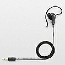 【ラッキーシール対応】 SP-16B アイコム耳かけイヤホン 黒 50cm