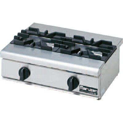 RGC-064C マルゼン ガステーブルコンロ NEWパワークック 業務用 送料無料