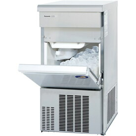 SIM-AS2500 パナソニック 業務用 製氷機 キューブアイス製氷機 セル方式 アンダーカウンタータイプ 25kgタイプ 送料無料