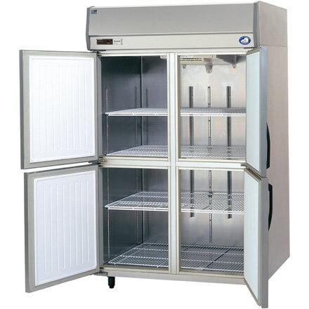 SRR-K1281 パナソニック たて型冷蔵庫 ピラー有り 業務用 送料無料