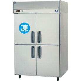 SRR-K1281CB パナソニック 業務用冷凍冷蔵庫 たて型冷凍冷蔵庫 インバーター制御 1室冷凍タイプ ピラー有り 送料無料