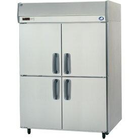 SRR-K1581SA パナソニック たて型冷蔵庫 センターピラーレス 業務用 送料無料