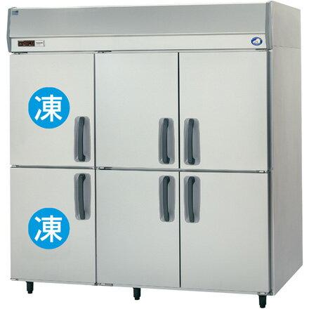 SRR-K1861C2 パナソニック たて型冷凍冷蔵庫 2室冷凍タイプ 業務用 送料無料