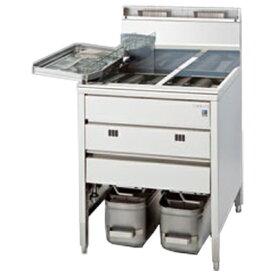 TGFL-67CW タニコー フライヤー ガスフライヤー 涼厨フライヤー 業務用 送料無料