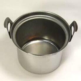 ステンレスセイロ用鍋 IH対応 15cmセイロ用