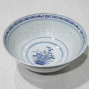 景徳鎮 ホタル 湯碗 18cm