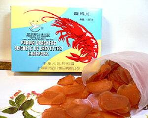 龍蝦片 エビセン えびせんべい(赤)227g 1箱